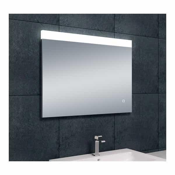 spiegel, ledspiegel, condensvrije spiegel