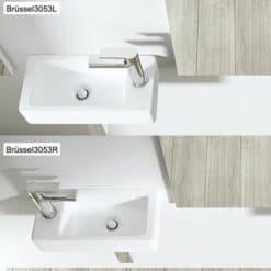 toiletwastafel, fonteintje