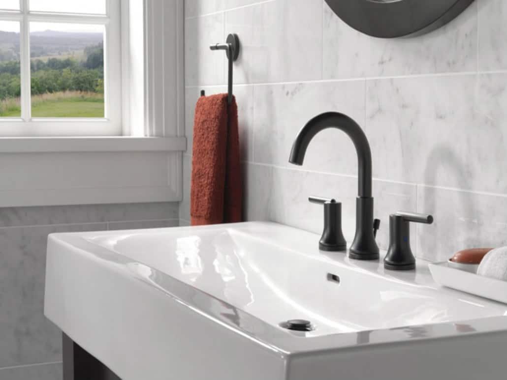 Matzwart sanitair kiezen vijf redenen van sanitairkiezer