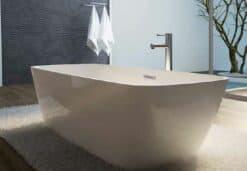 bad, vrijstaand bad