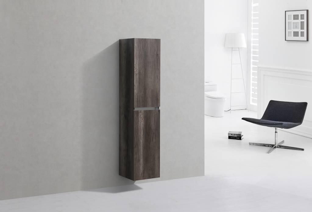 Hoogte Kolomkast Badkamer : Kolomkast lilium trendline century oak sanitairkiezer