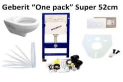Geberit One pack Super