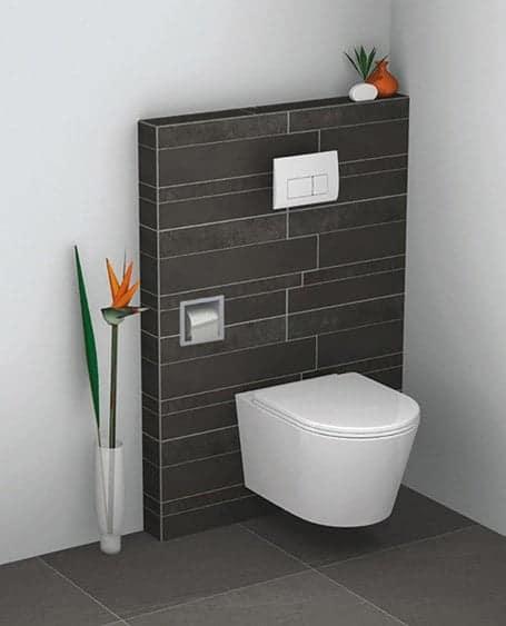 Wondrous Toiletrolhouder Inbouw Voor Toilet Rvs Theyellowbook Wood Chair Design Ideas Theyellowbookinfo