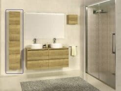 badkamerkast, kolomkast
