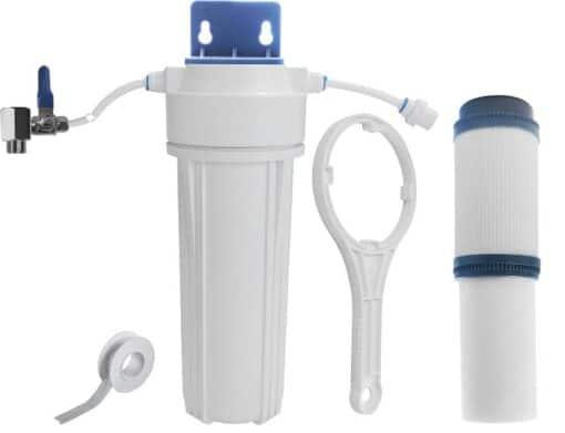 keukenkraan met waterfilter